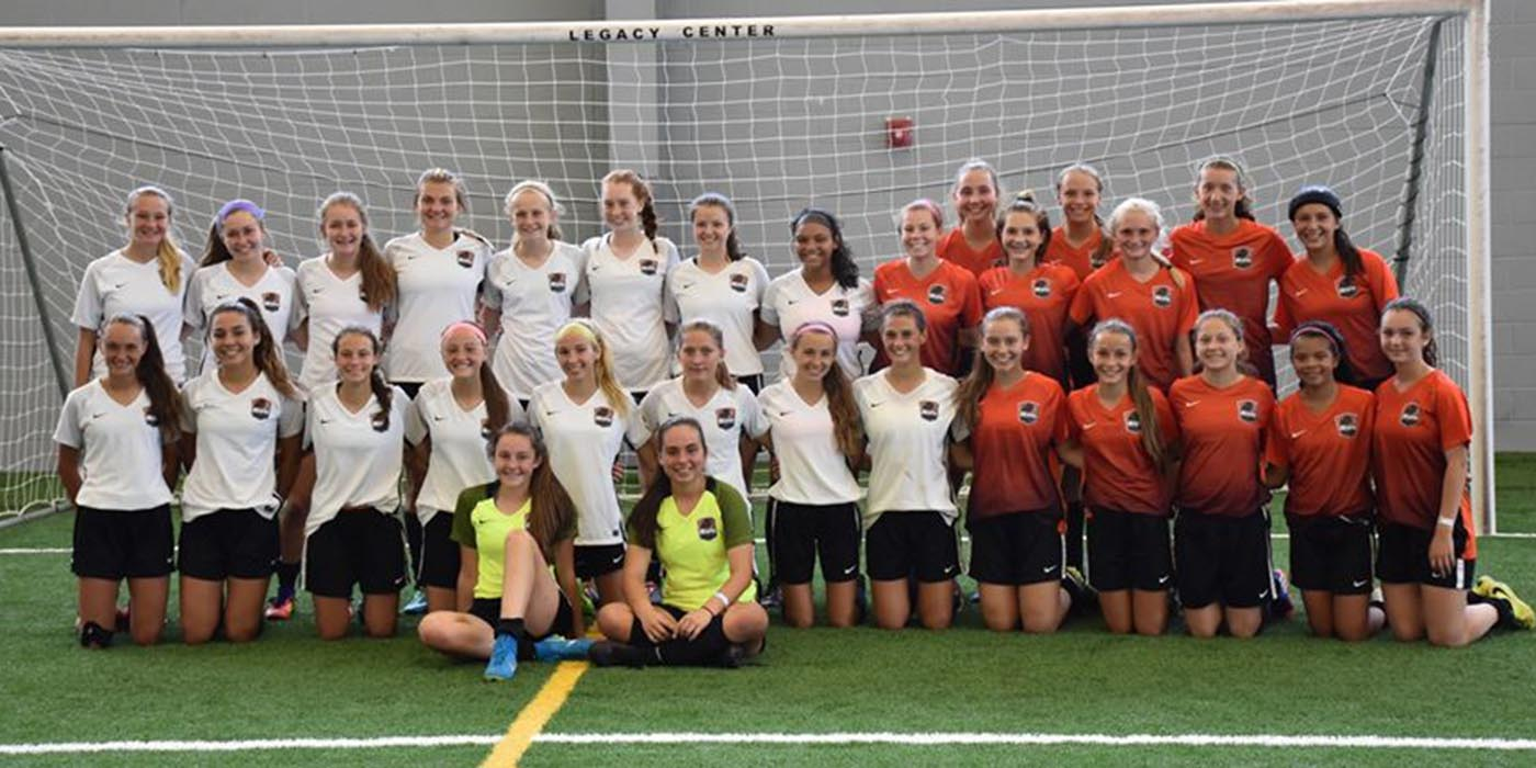 02 Black (Champions) and 03 Black (Finalists) at the Powerade Invitational!