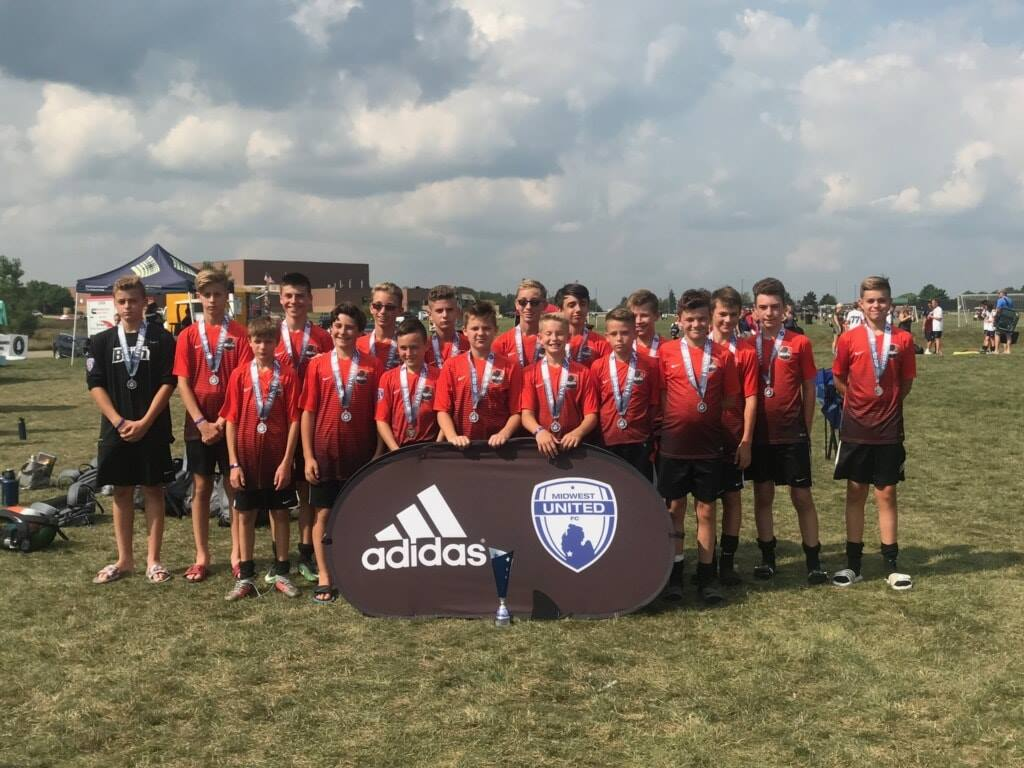 05 Boys Black Midwest United Cup Finalists