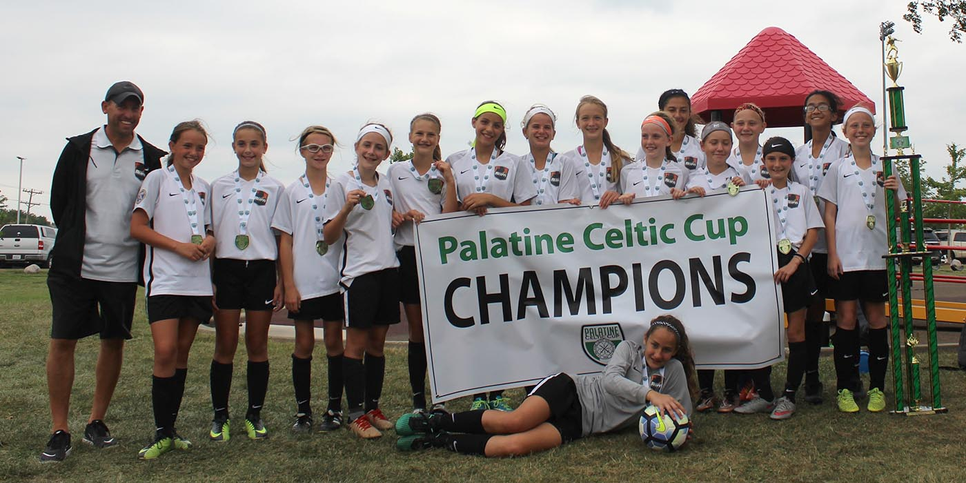 05 Black Girls 2017 Celtic Cup Champions!