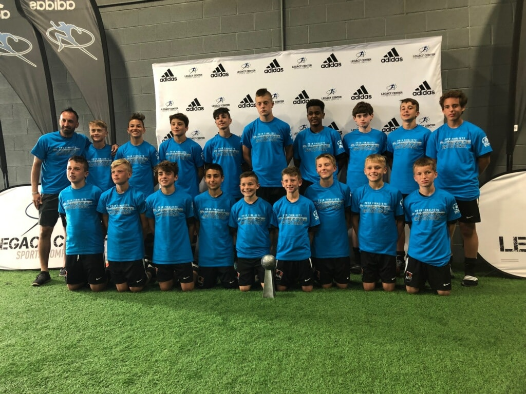 06 Black Boys are Powerade Invitational Gold Division Finalists