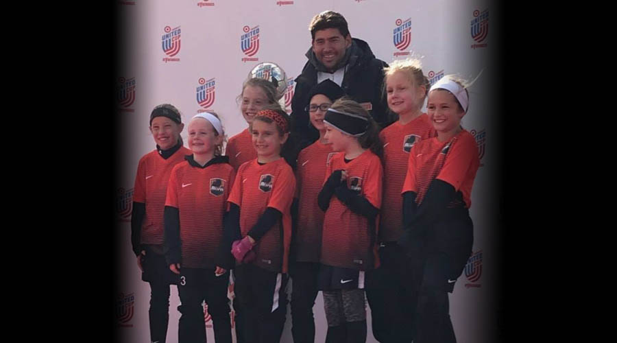 09 Girls White are Waza Spooktacular Finalists!