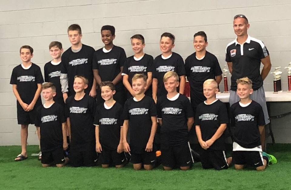 U13 Boys 06 Black Powerade Invitational Finalists!
